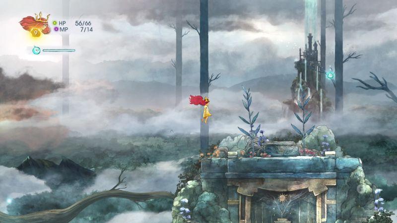Скриншот к игре Child of Light (2014) РС | RePack от R.G. Механики