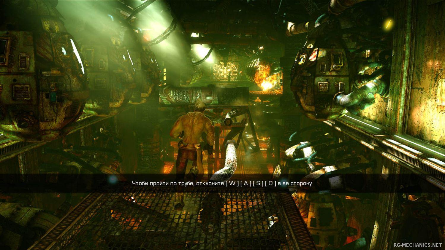 Скриншот к игре Enslaved: Odyssey to the West Premium Edition (2013) PC | RePack от R.G. Механики