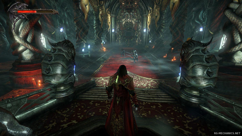 Скриншот к игре Castlevania - Lords of Shadow 2 [v 1.0.0.1u1 + DLC] (2014) скачать торрент RePack