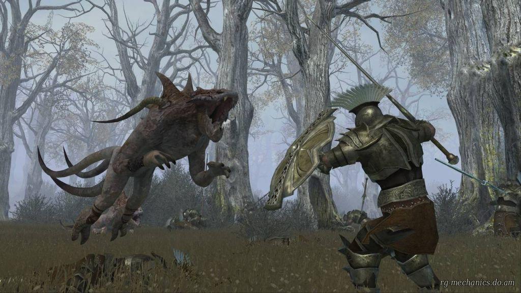 Скриншот к игре Король Артур 2 / King Arthur 2: The Role-playing Wargame [v 1.1.08] (2012) PC   RePack от R.G. Механики