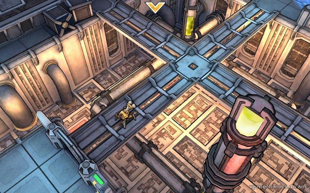 Скриншот к игре Clarc (2014) PC | RePack от R.G. Механики