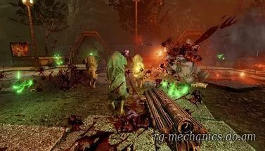 Скриншот к игре Painkiller: Hell & Damnation - Collector's Edition (2012) PC | Repack от R.G. Механики