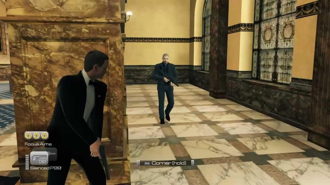 Скриншот к игре James Bond 007 - Anthology (2002-2012) PC   RePack от R.G. Механики