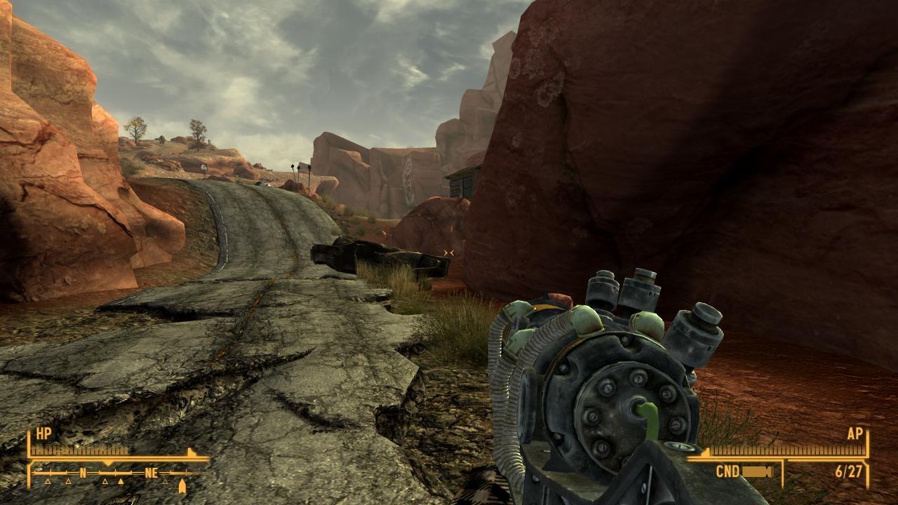 Скриншот к игре Fallout - Антология / Fallout - Anthology (1997-2012) PC | RePack от R.G. Механики