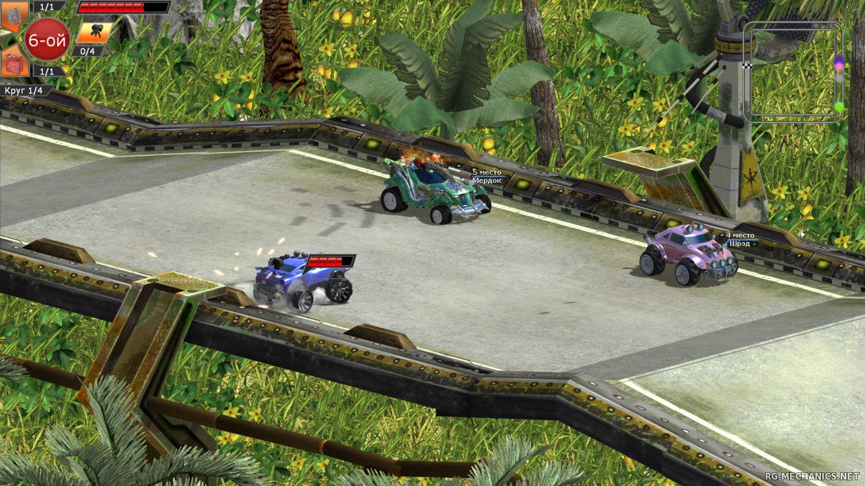 Скриншот к игре Motor Rock (2013) PC | RePack от R.G. Механики