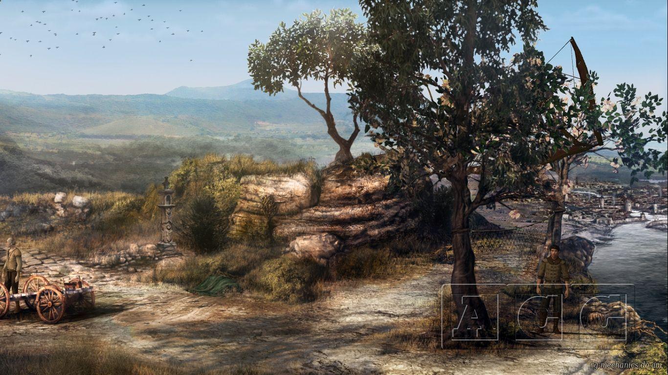 Скриншот к игре The Lost Chronicles of Zerzura (2012) РС | RePack от R.G. Механики