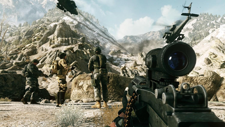 Скриншот к игре Medal of Honor (2010) PC | Rip от R.G. Механики