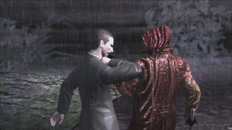 Скриншот к игре Deadly Premonition - Director's Cut (2013) PC   RePack от R.G. Механики
