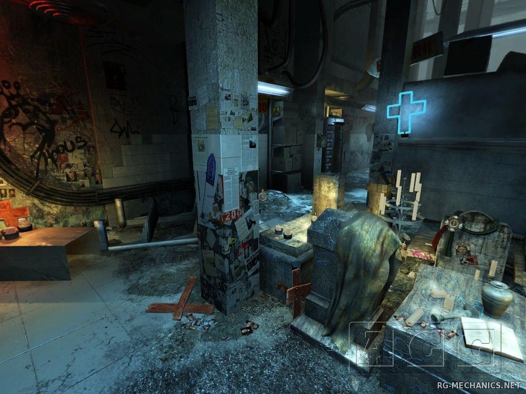 Скриншот к игре Nikopol: Secrets of the Immortals (2008) PC | RePack от R.G. Механики