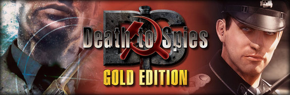 Смерть шпионам / Death to Spies: Gold Edition (2007-2009) PC | RePack от R.G. Механики