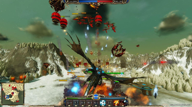 Скриншот к игре Divinity: Dragon Commander - Imperial Edition [v 1.0.124] (2013) PC | RePack от R.G. Механики