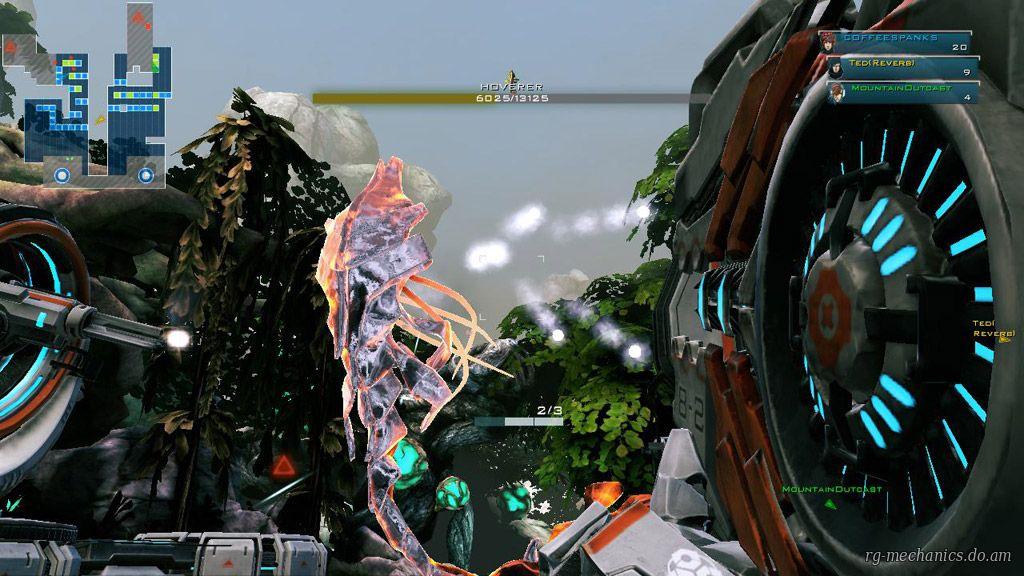 Скриншот к игре Sanctum 2 [v 1.1.25536] (2013) РС   RePack от R.G. Механики