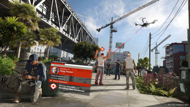 Скриншот к игре Watch Dogs 2