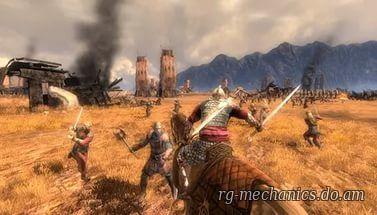 Скриншот к игре Lord Of The Rings: Conquest (2009) РС | RePack от R.G. Механики