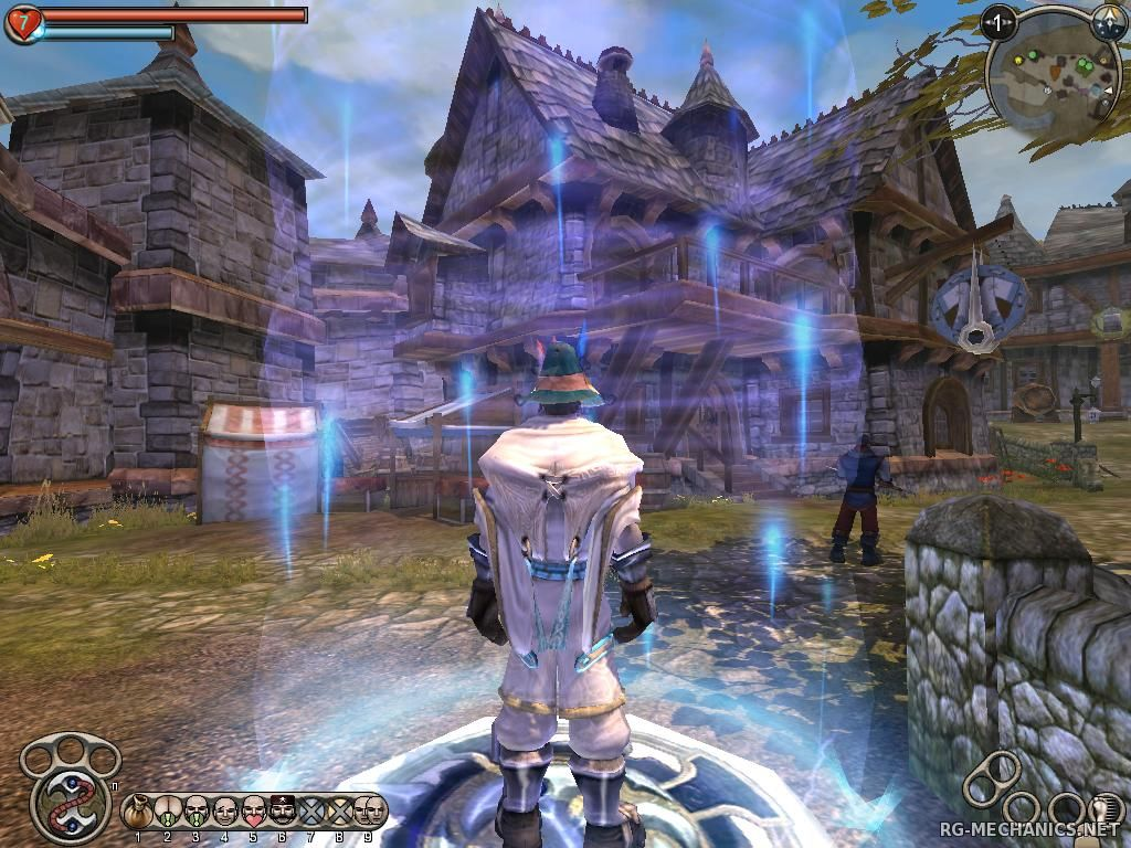 Скриншот к игре Fable - The Lost Chapters (2005) PC | RePack от R.G. Механики