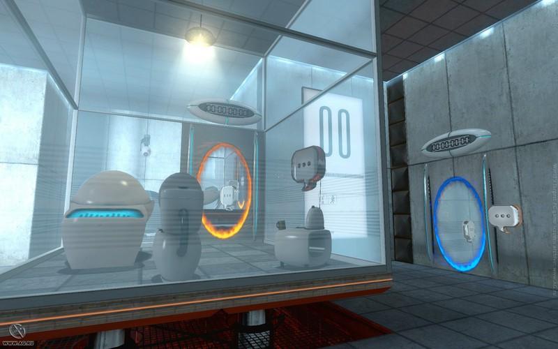 Скриншот к игре Portal: Dilogy (2007 - 2011) PC | RePack от R.G. Механики