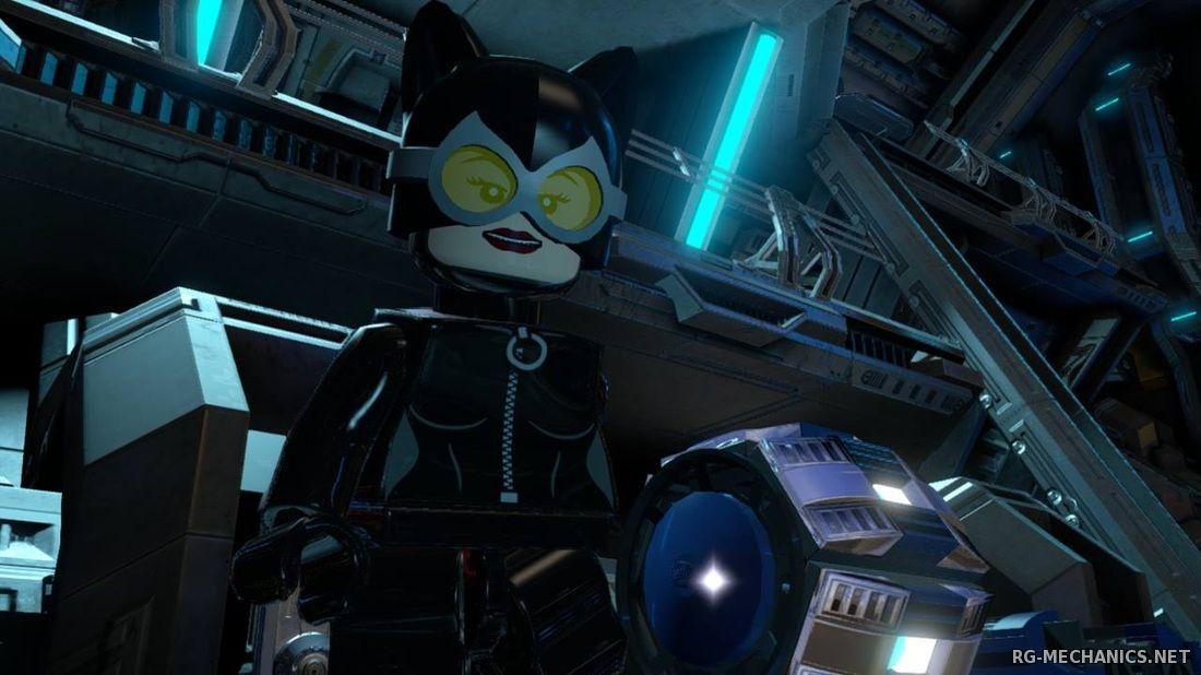 Скриншот к игре LEGO Batman 3: Покидая Готэм / LEGO Batman 3: Beyond Gotham (2014) PC | RePack от R.G. Механики
