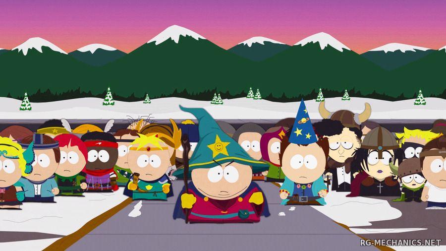 Скриншот к игре South Park: Stick of Truth [v 1.0.1380/83 + DLC] (2014) PC | RePack от R.G. Механики