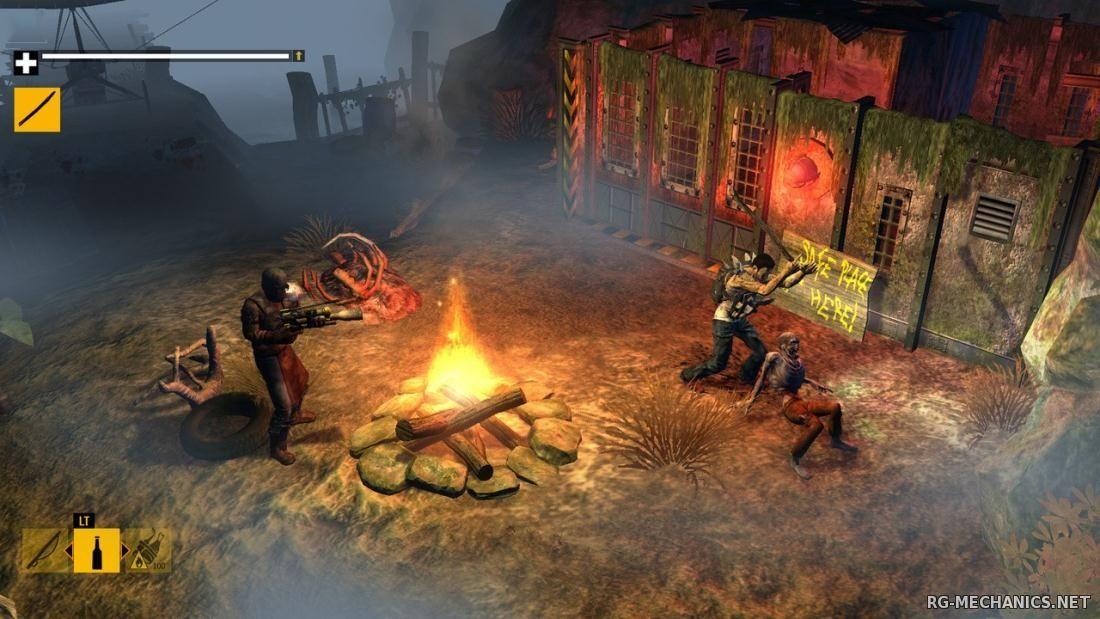 Скриншот к игре Metro - Dilogy (2010-2013) PC | RePack от R.G. Механики