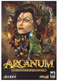Arcanum: Of Steamworks and Magick Obscura (2001) PC | RePack от R.G. Механики