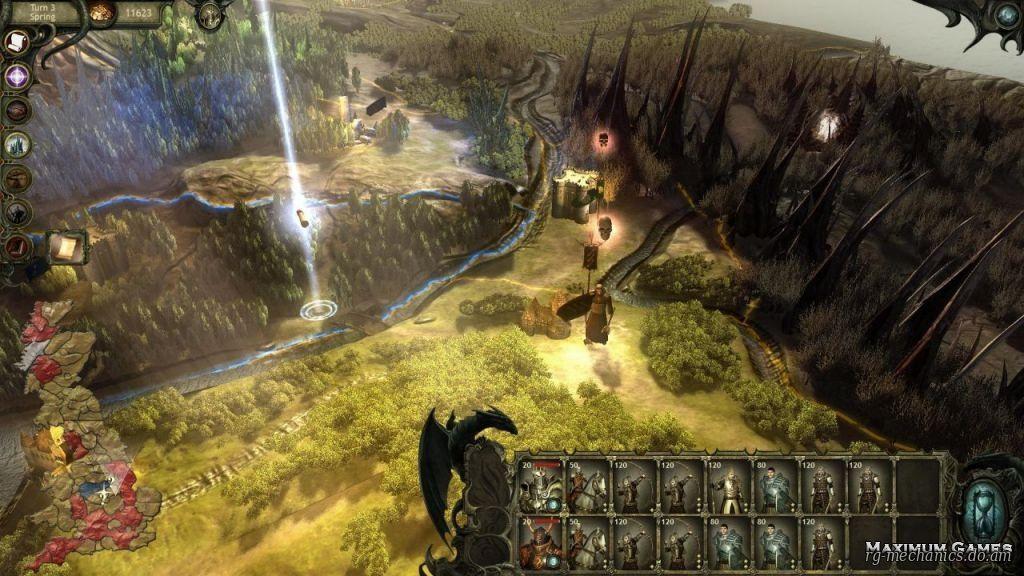 Скриншот к игре Король Артур / King Arthur: Fallen Champions [v 1.0.06] (2011) PC | RePack от R.G. Механики