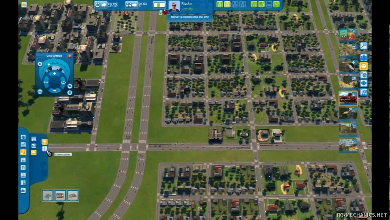 Скриншот к игре Cities XL: Trilogy (2010-2013) PC | RePack от R.G. Механики