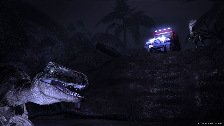 Скриншот к игре Jurassic Park: The Game (2011) PC | RePack от R.G. Механики