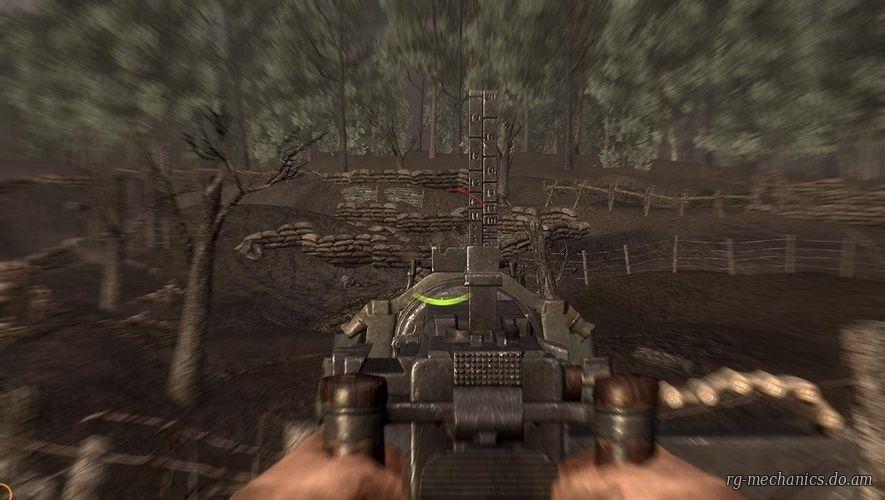 Скриншот к игре Darkest of Days (2009) PC | RePack от R.G. Механики