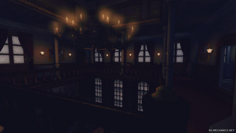 Скриншот к игре Amnesia: A Machine for Pigs (2013) PC | RePack от R.G. Механики