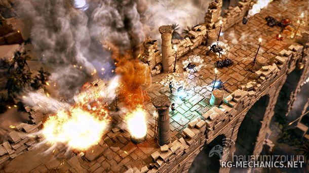 Скриншот к игре Lara Croft and the Temple of Osiris (2014) PC