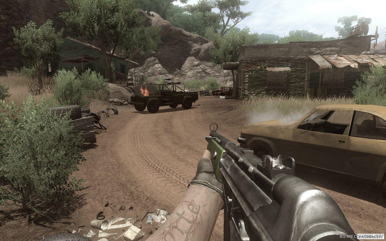 Скриншот к игре Far Cry: Дилогия (2004-2008) PC | RePack от R.G. Механики