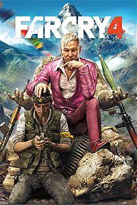 Обложка к игре Far Cry 4 (2014)