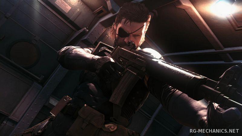 Скриншот к игре Metal Gear Solid V: Ground Zeroes [Tech Demo] (2014) PC | RePack от R.G. Механики