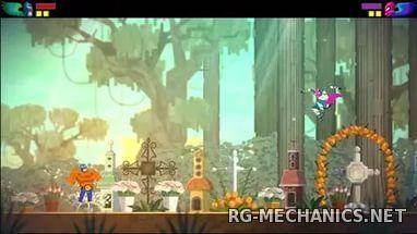 Скриншот к игре Guacamelee! (2014) PC   RePack от R.G. Механики