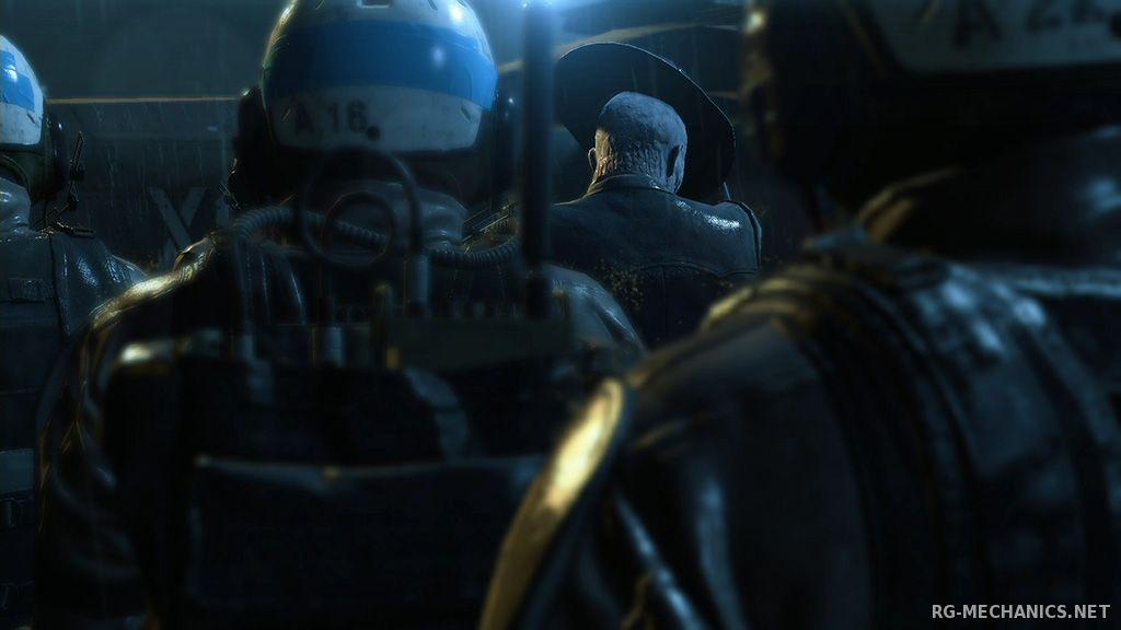 Скриншот к игре Metal Gear Solid V: Ground Zeroes [Update 1] (2014) PC
