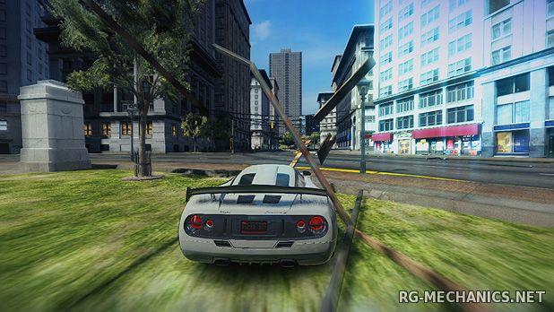 Скриншот к игре Ridge Racer Unbounded [v 1.13] (2012) PC | RePack от R.G. Механики