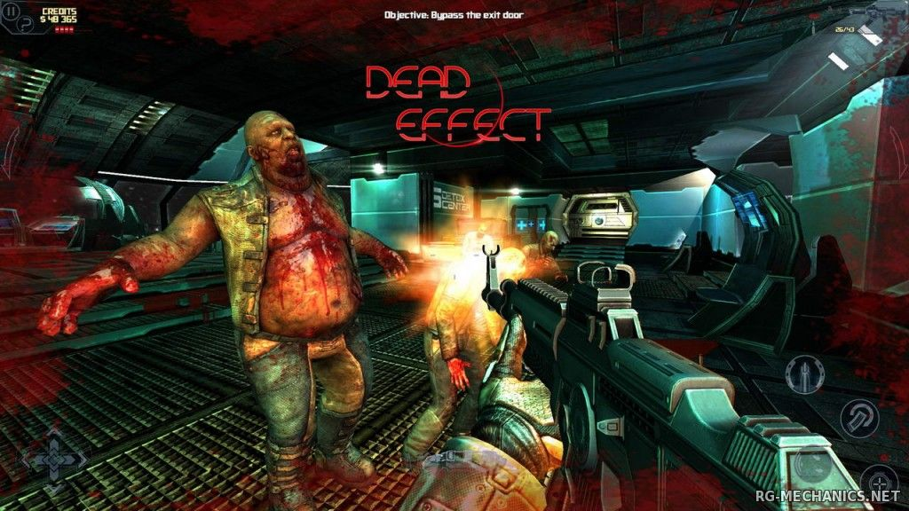 Скриншот к игре Dead Effect (2014) PC | RePack от R.G. Механики