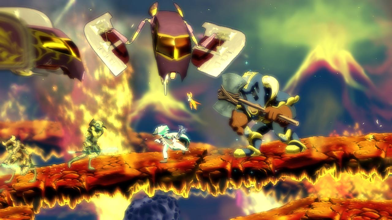 Скриншот к игре Dust: An Elysian Tail [v 1.04] (2013) PC   RePack от R.G. Механики