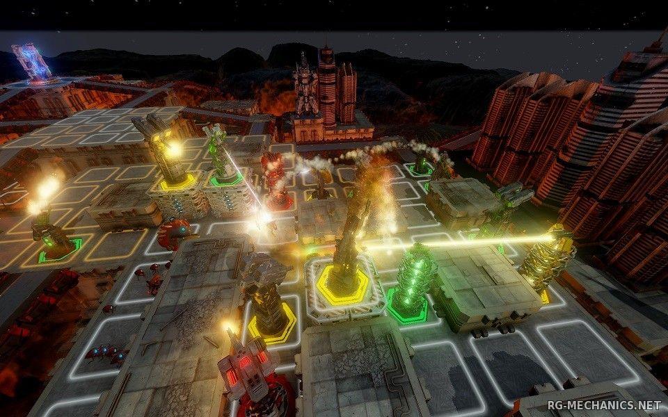 Скриншот к игре Defense Grid 2 [Update 5] (2014) PC | RePack от R.G. Механики
