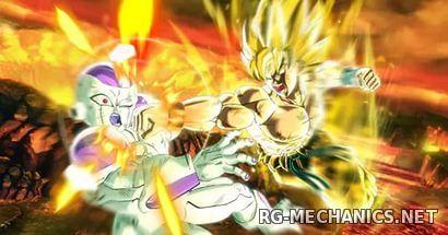 Скриншот к игре Dragon Ball: Xenoverse [Update 3] (2015) PC | RePack от R.G. Механики