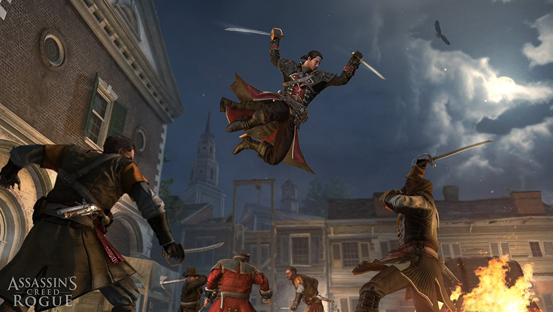 Скриншот к игре Assassin's Creed: Rogue (2015) PC | RePack от R.G. Механики