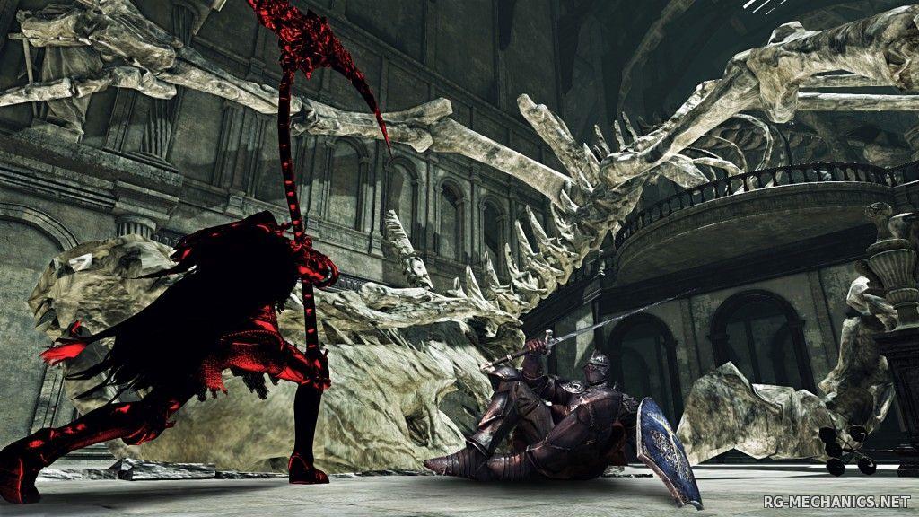 Скриншот к игре Dark Souls II - Дилогия (2014-2015) PC | RePack от R.G. Механики