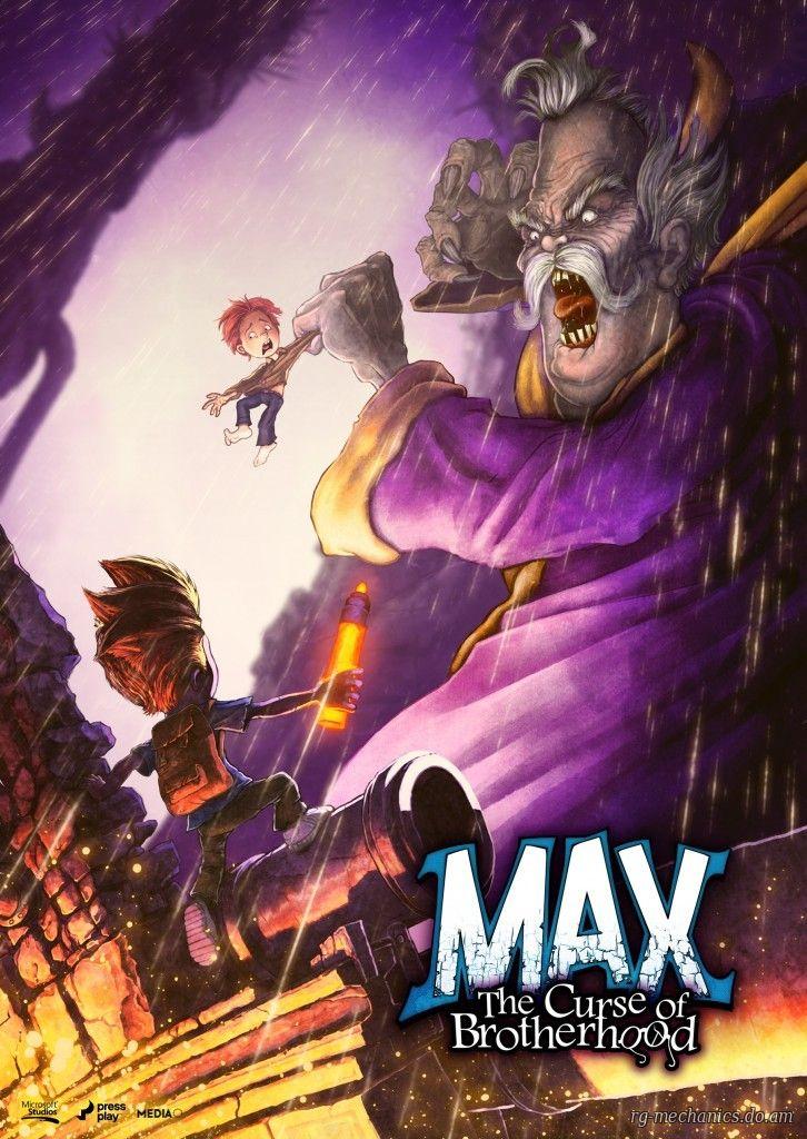 Скриншот к игре Max: The Curse of Brotherhood [v 4.3.1.45] (2014) PC | RePack от R.G. Механики
