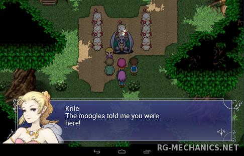 Скриншот к игре Final Fantasy V (2015) PC   RePack от R.G. Механики