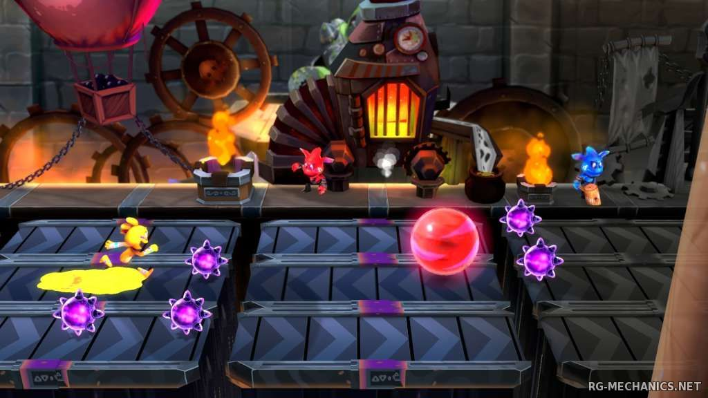Скриншот к игре Color Guardians [Update 3] (2015) PC | RePack от R.G. Механики