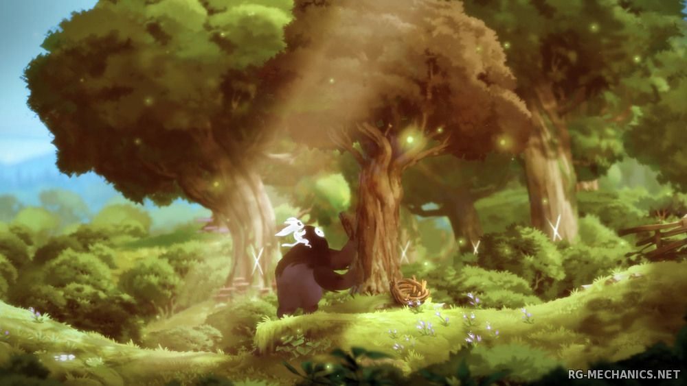 Скриншот 2 к игре Ori and the Blind Forest [Update 3] (2015) PC | RePack от R.G. Механики