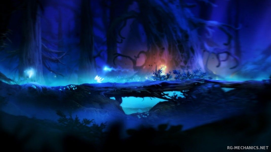 Скриншот 3 к игре Ori and the Blind Forest [Update 3] (2015) PC | RePack от R.G. Механики