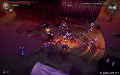Скриншот к игре Cross of the Dutchman (2015) PC | RePack от R.G. Механики