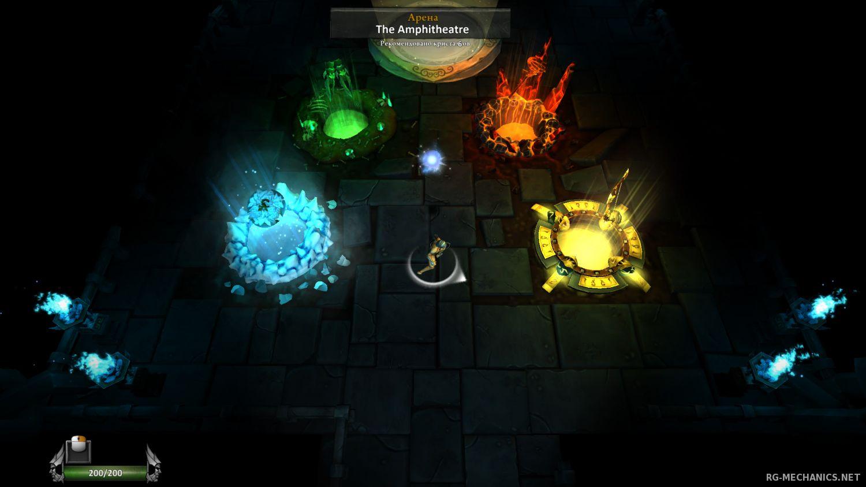 Скриншот к игре Forced: Slightly Better Edition (2013) PC   RePack от R.G. Механики