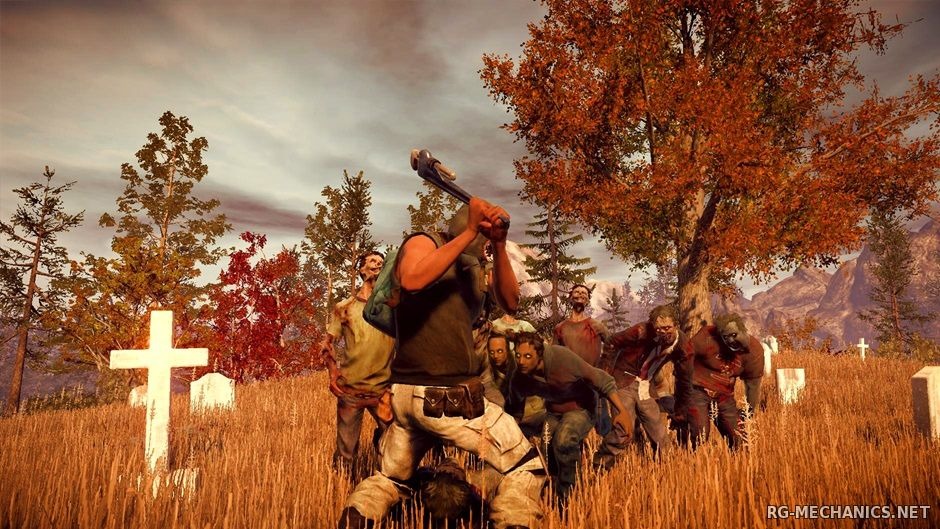 Скриншот 1 к игре State of Decay: Year One Survival Edition [Update 4] (2015) PC | RePack от R.G. Механики